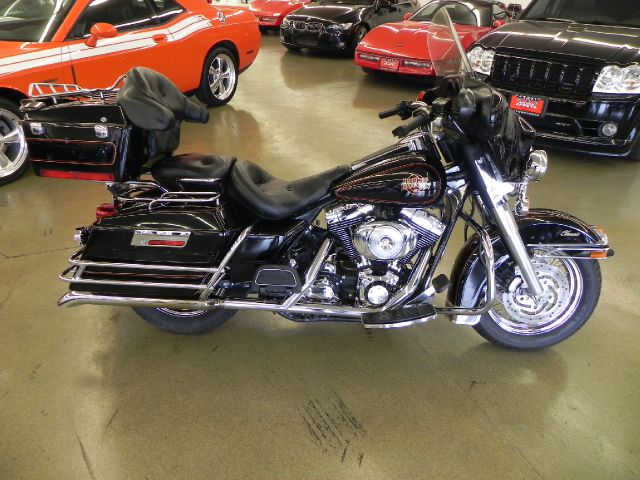 2001 Harley-Davidson Electra Glide Classic FLHTC