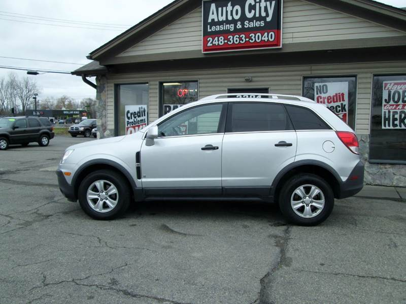 2009 saturn vue xe 4dr suv in waterford mi auto city. Black Bedroom Furniture Sets. Home Design Ideas