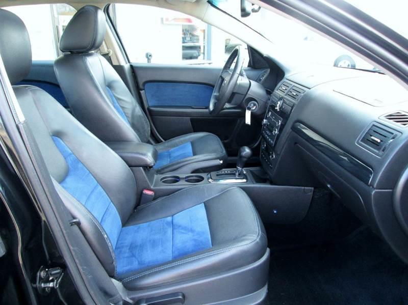 2009 Ford Fusion V6 SEL 4dr Sedan - Waterford MI