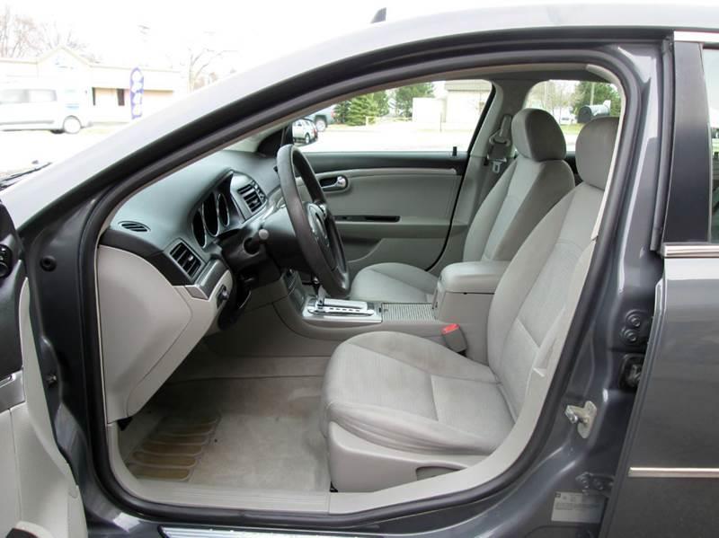 2008 Saturn Aura XE 4dr Sedan V6 - Waterford MI