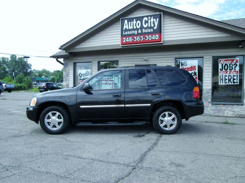 2008 GMC Envoy 4x4 SLE 4dr SUV - Waterford MI