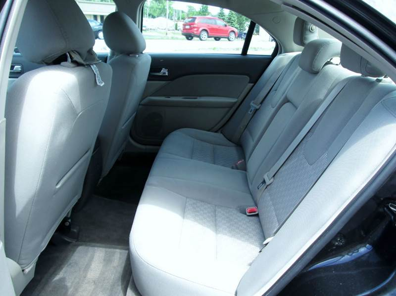 2012 Ford Fusion SE 4dr Sedan - Waterford MI