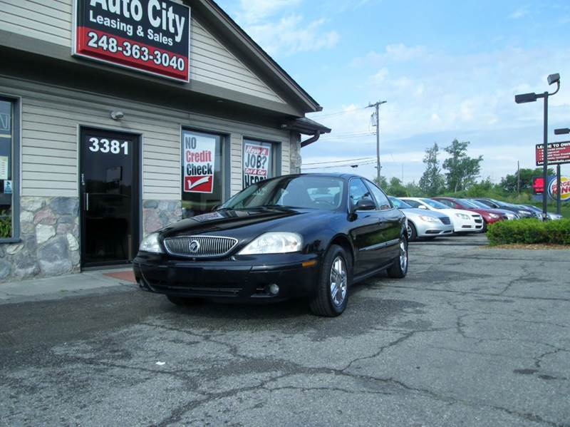 2005 Mercury Sable LS 4dr Sedan - Waterford MI