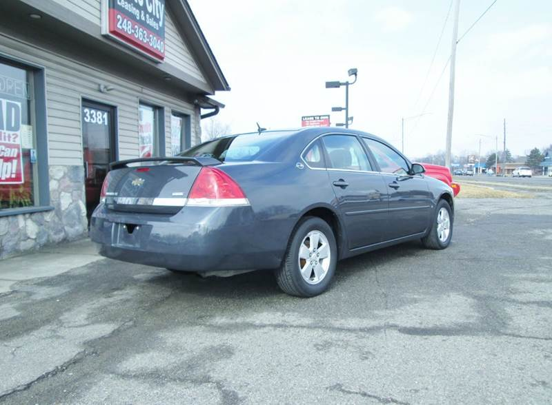 2008 Chevrolet Impala LT 4dr Sedan - Waterford MI