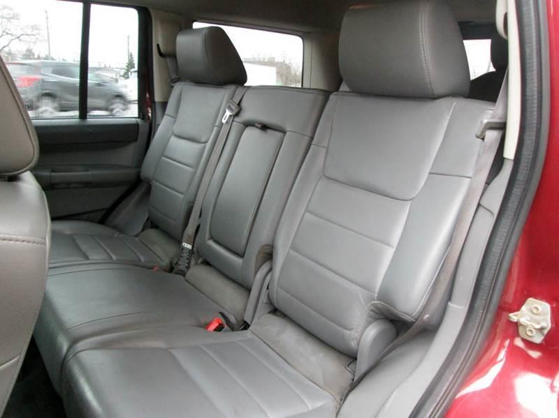 2007 Jeep Commander Sport 4dr SUV 4WD - Waterford MI