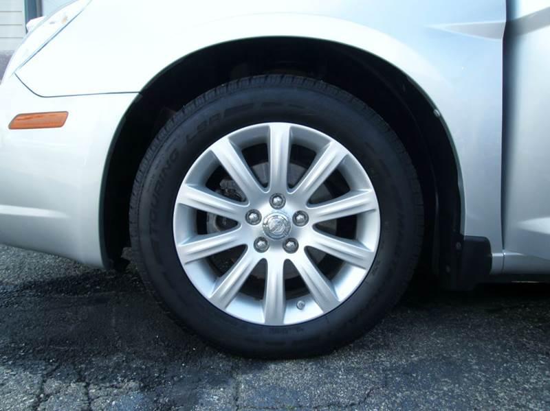 2010 Chrysler Sebring Limited 4dr Sedan - Waterford MI