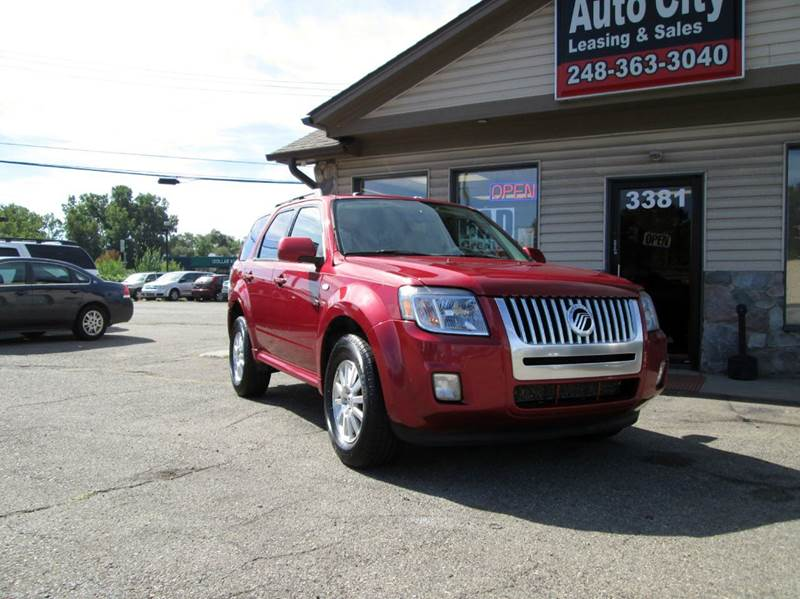 2009 Mercury Mariner AWD Premier V6 4dr SUV - Waterford MI