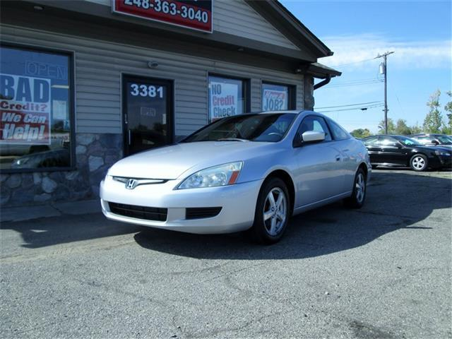 2003 Honda Accord EX 2dr Coupe - Waterford MI