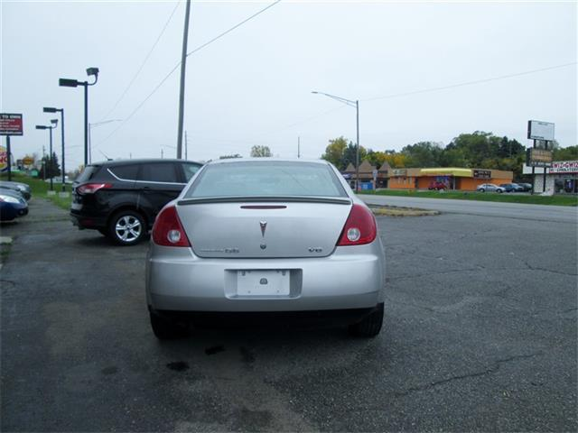 2006 Pontiac G6 4dr Sedan w/V6 - Waterford MI