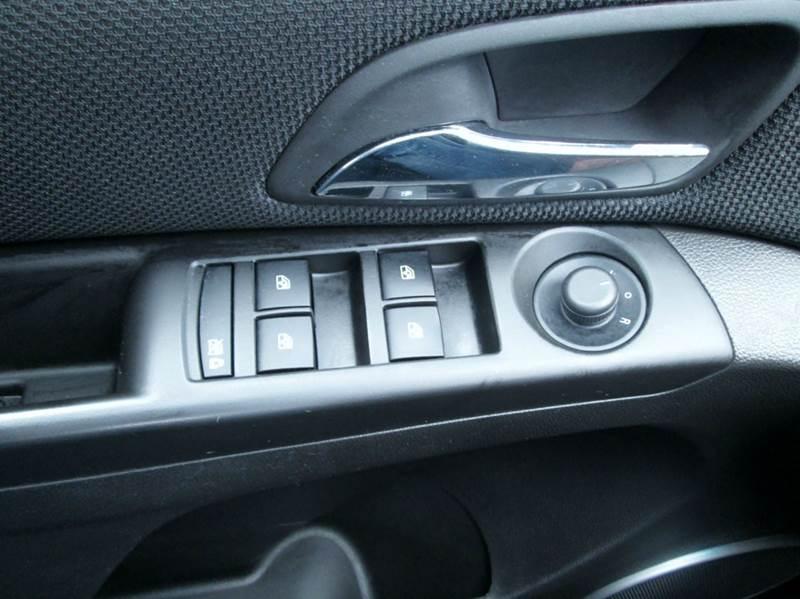 2011 Chevrolet Cruze LT 4dr Sedan w/1LT - Waterford MI