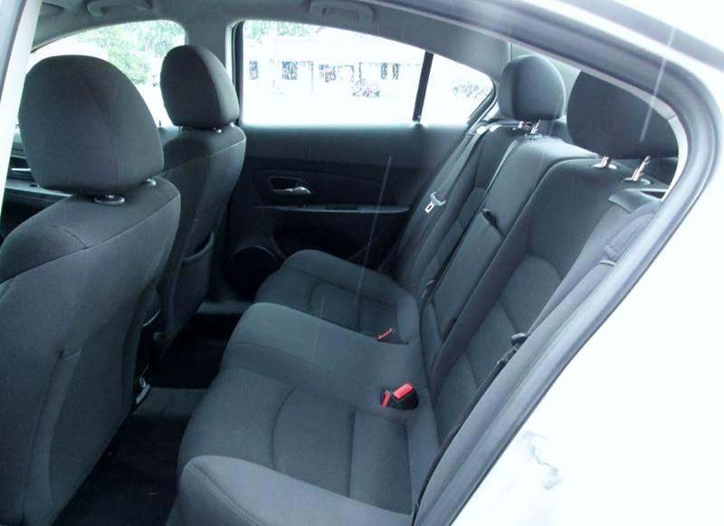 2013 Chevrolet Cruze 1LT Auto 4dr Sedan w/1SD - Waterford MI