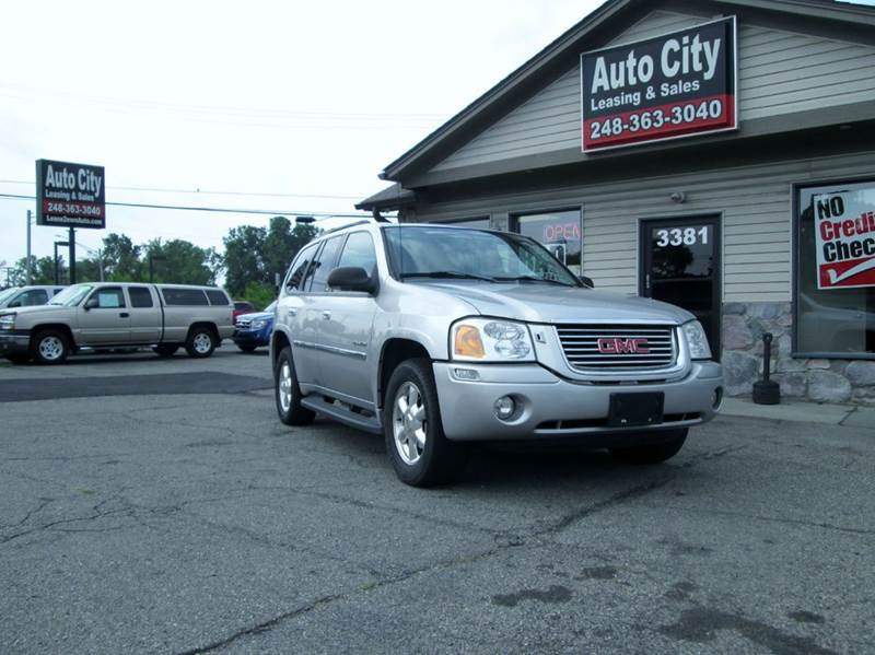 2006 GMC Envoy SLT 4dr SUV 4WD - Waterford MI