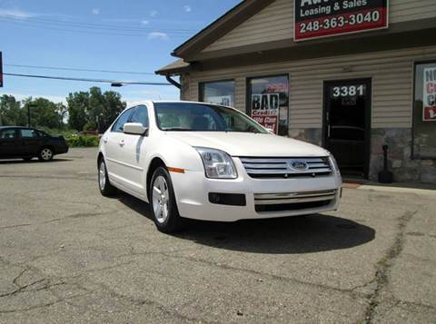 Ford fusion for sale waterford mi for A b motors waterford mi