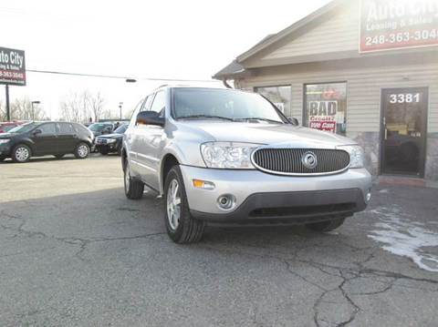2004 Buick Rainier for sale in Waterford, MI
