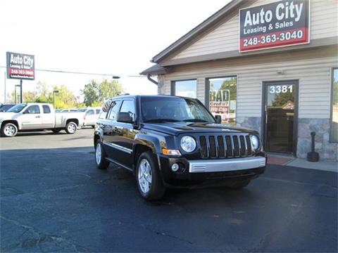 2010 Jeep Patriot for sale in Waterford, MI
