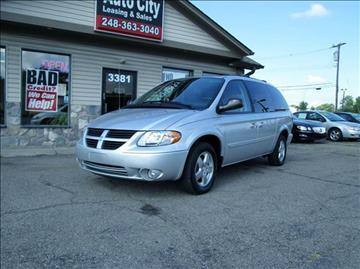 2007 Dodge Grand Caravan for sale in Waterford, MI