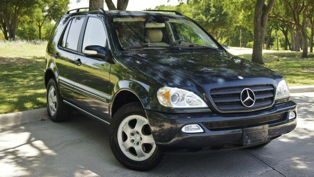 2004 mercedes benz m class ml350 awd 4matic 4dr suv for for Mercedes benz suv 2004