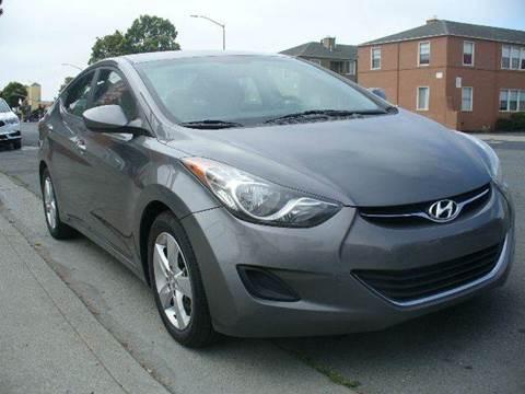 2013 Hyundai Elantra for sale in Richmond, CA