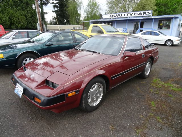 1985 nissan 300zx for sale in vancouver wa. Black Bedroom Furniture Sets. Home Design Ideas