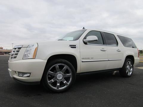 2010 Cadillac Escalade ESV for sale in Pueblo, CO