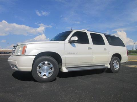 2003 Cadillac Escalade ESV for sale in Pueblo, CO