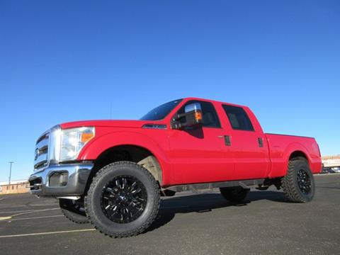 2011 Ford F-250 Super Duty for sale in Pueblo, CO