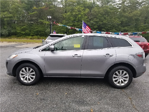2011 Mazda CX-7 for sale in Westport MA