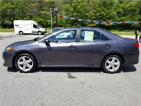 2014 Toyota Camry for sale in Westport MA