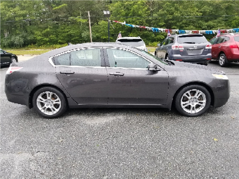2009 Acura TL for sale in Westport MA