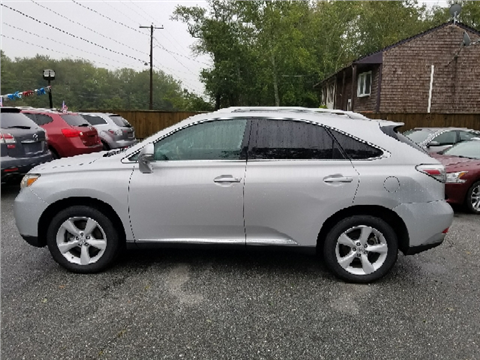 2010 Lexus RX 350 for sale in Westport, MA