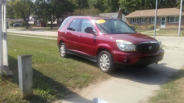 2007 Buick Rendezvous Cx 4dr Suv In Roseville Mi