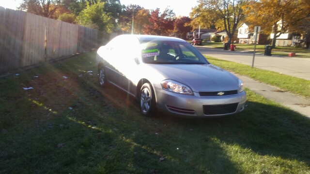 2006 chevrolet impala ls 4dr sedan in roseville mi. Black Bedroom Furniture Sets. Home Design Ideas
