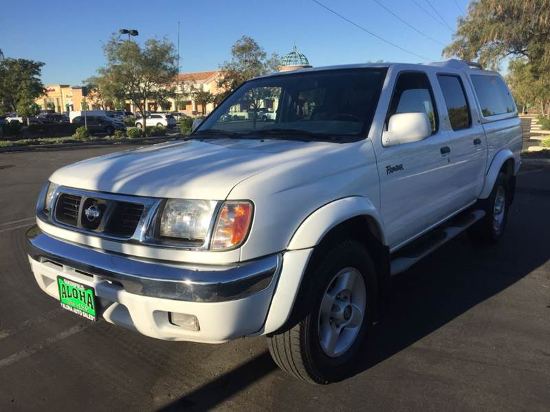 2000 Nissan Frontier 4dr XE Crew Cab SB   Bakersfiled CA