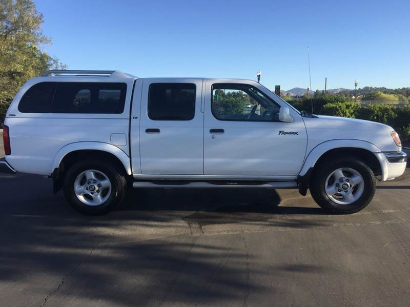 2000 Nissan Frontier 4dr Xe Crew Cab Sb In Bakersfield Ca Aloha