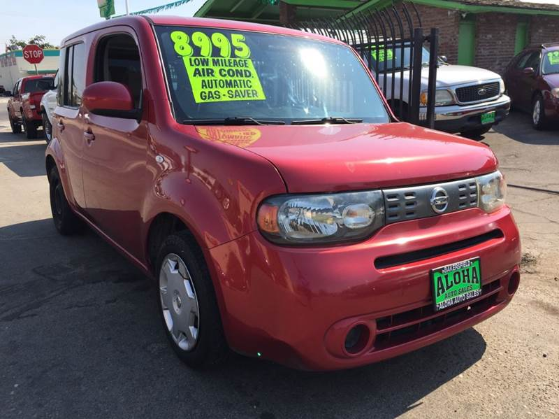 Exceptional 2009 Nissan Cube 1.8 4dr Wagon   Bakersfiled CA