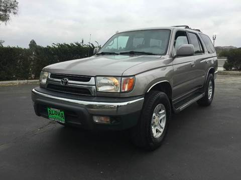 2001 toyota 4runner for sale. Black Bedroom Furniture Sets. Home Design Ideas