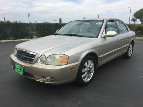 2004 Kia Optima for sale in Bakersfiled, CA