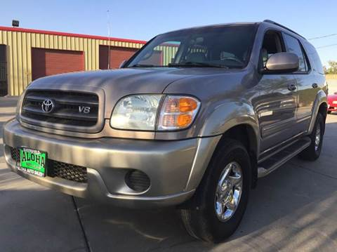 2001 Toyota Sequoia for sale in Bakersfiled, CA