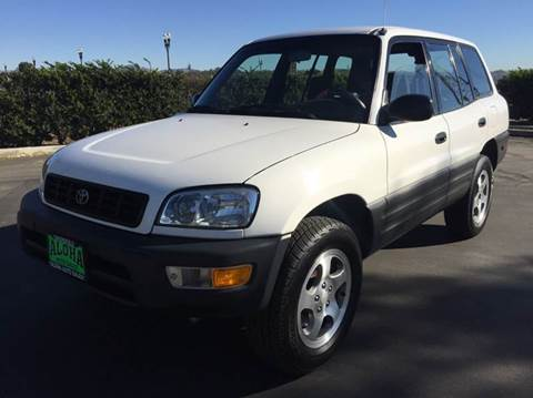 05891e522ce9fc Used 1998 Toyota RAV4 For Sale in California - Carsforsale.com®