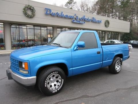 1991 Chevrolet C/K 1500 Series for sale in Durham, NC