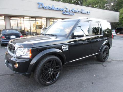 2012 Land Rover LR4 for sale in Durham, NC