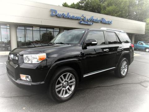 2012 Toyota 4Runner for sale in Durham, NC