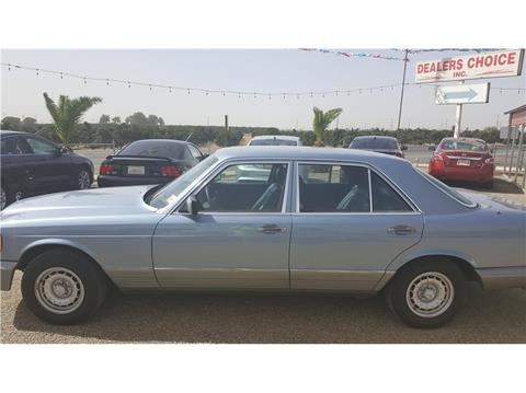1985 Mercedes-Benz 380-Class for sale in Farmersville, CA