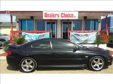 2004 Pontiac GTO for sale in Farmersville, CA