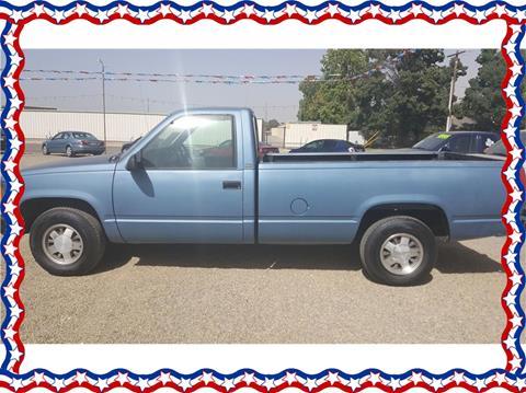 1992 Chevrolet C/K 1500 Series for sale in Farmersville, CA