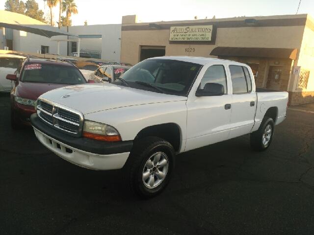 2004 Dodge Dakota 4dr Quad Cab Sport 4WD SB - Mesa AZ