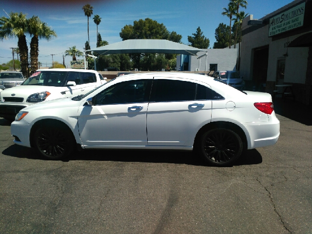 2012 Chrysler 200 Limited 4dr Sedan - Mesa AZ