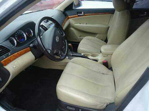 2009 Hyundai Sonata Limited V6 4dr Sedan - Mesa AZ