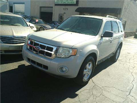 2008 ford escape for sale in arizona for Too hot motors tucson