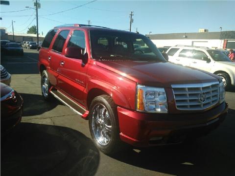Cadillac Escalade For Sale Mesa Az